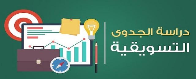 دراسة الجدوى التسويقية