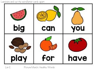 https://www.teacherspayteachers.com/Product/Kindergarten-Sight-Words-Core-Word-Centers-2579752