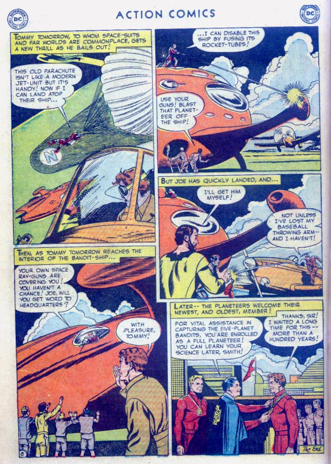 Read online Action Comics (1938) comic -  Issue #159 - 32