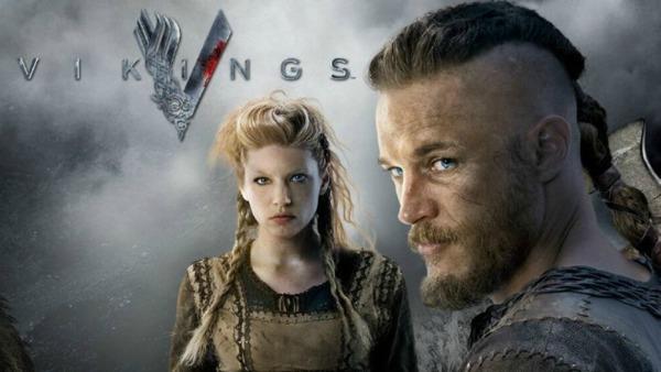 Vikings - a série