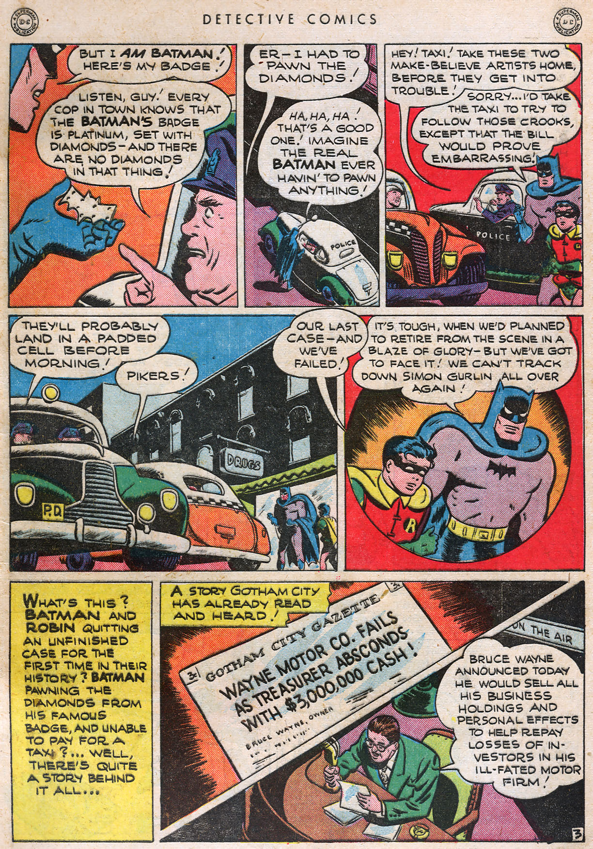 Read online Detective Comics (1937) comic -  Issue #105 - 5