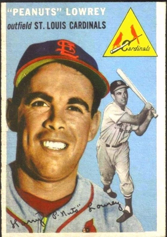 Rip Repulski Baseball Cards