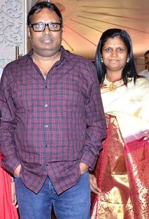 Gunasekhar Family Husband Parents children's Marriage Photos