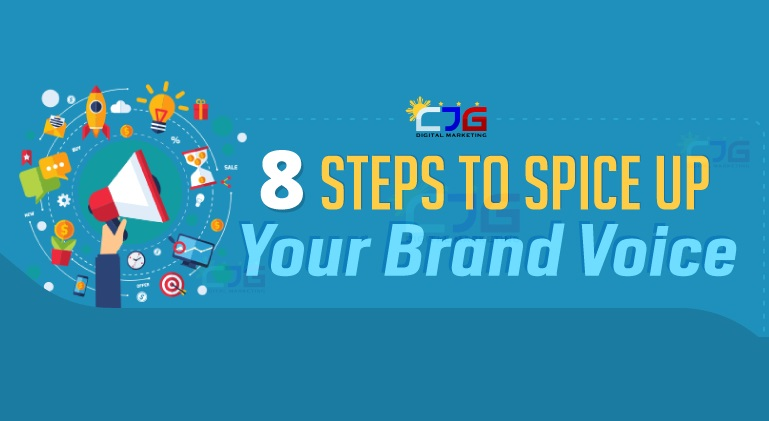 8 Steps to Use Your Brand Voice for Best Business Promotion