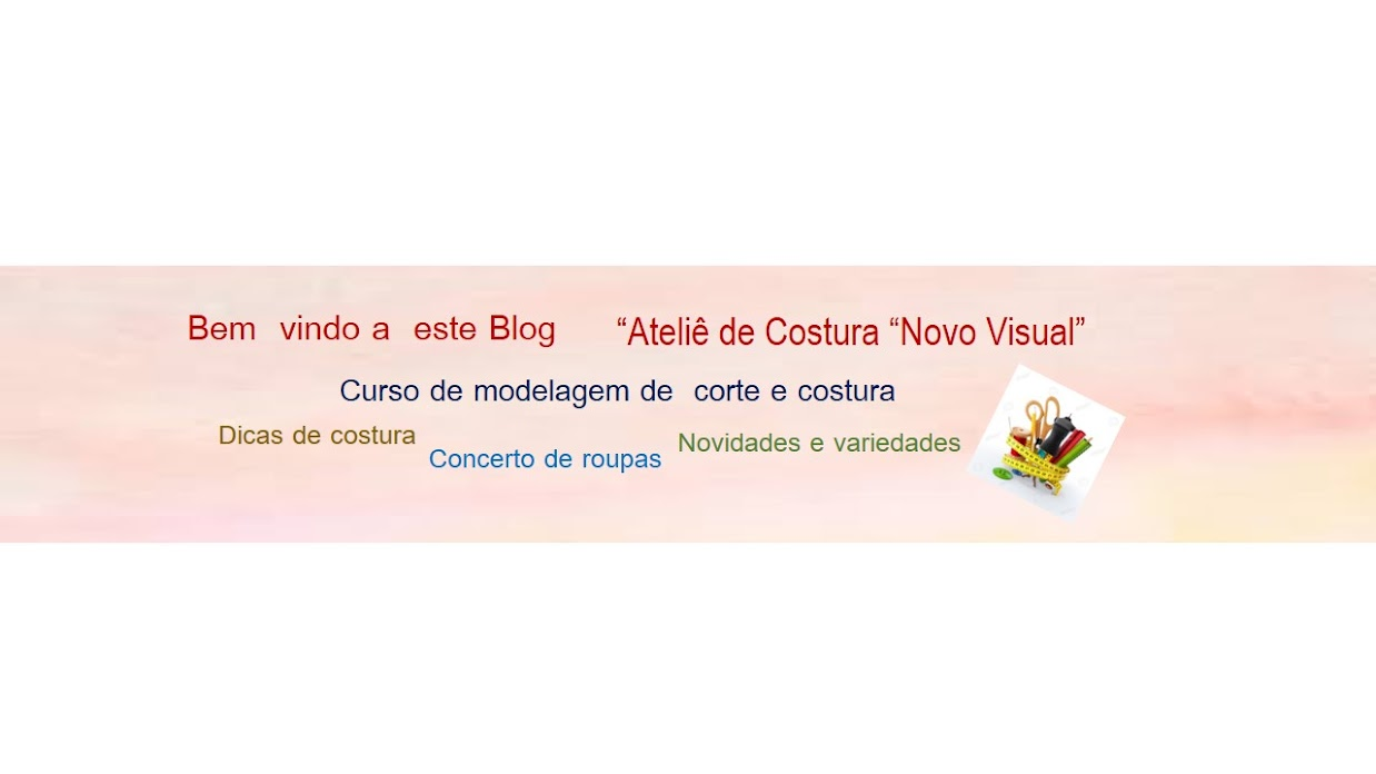 Ateliê  de Costura Novo Visual