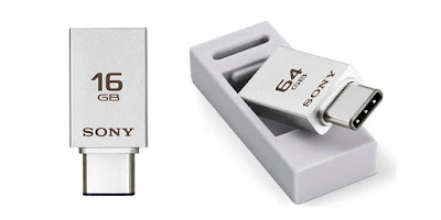 Latest Sony flashdisk, Support USB Type C