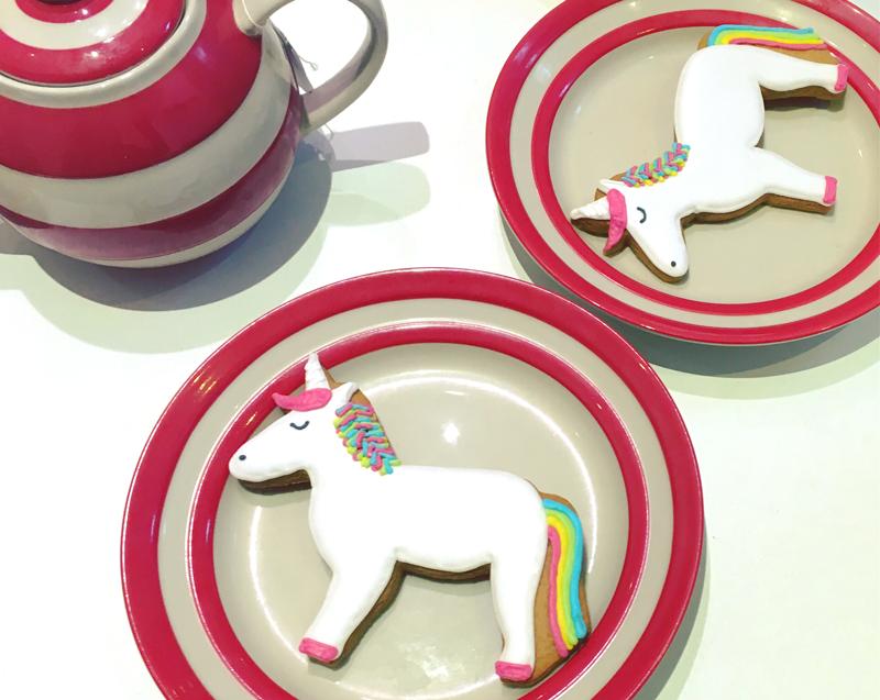 biscuiteers manger a Londres plaisir papilles dessert british unicorn licorne