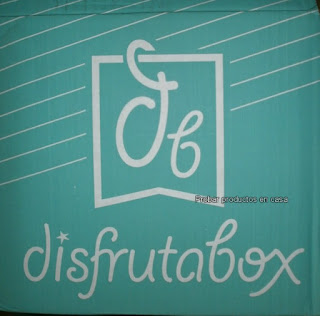 """Disfrutabox Enero """"Una Nueva Oportunidad"""""""