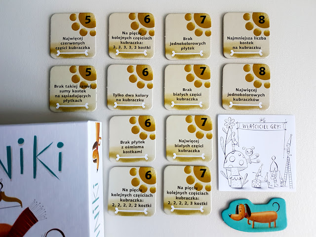 Nasza Księgarnia - gry planszowe - planszówki dla dzieci - Paszczaki - Nogi za pas - Jamniki - blog parentingowy