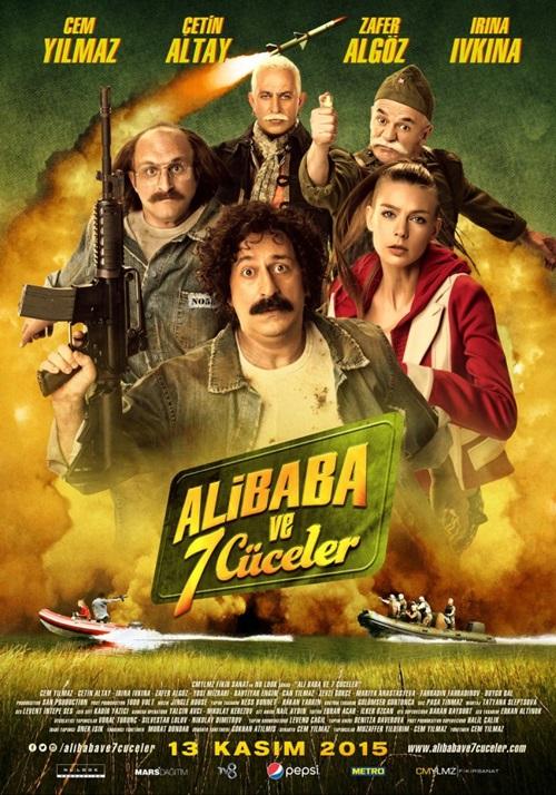 Ali Baba ve 7 Cüceler (2015) Film indir