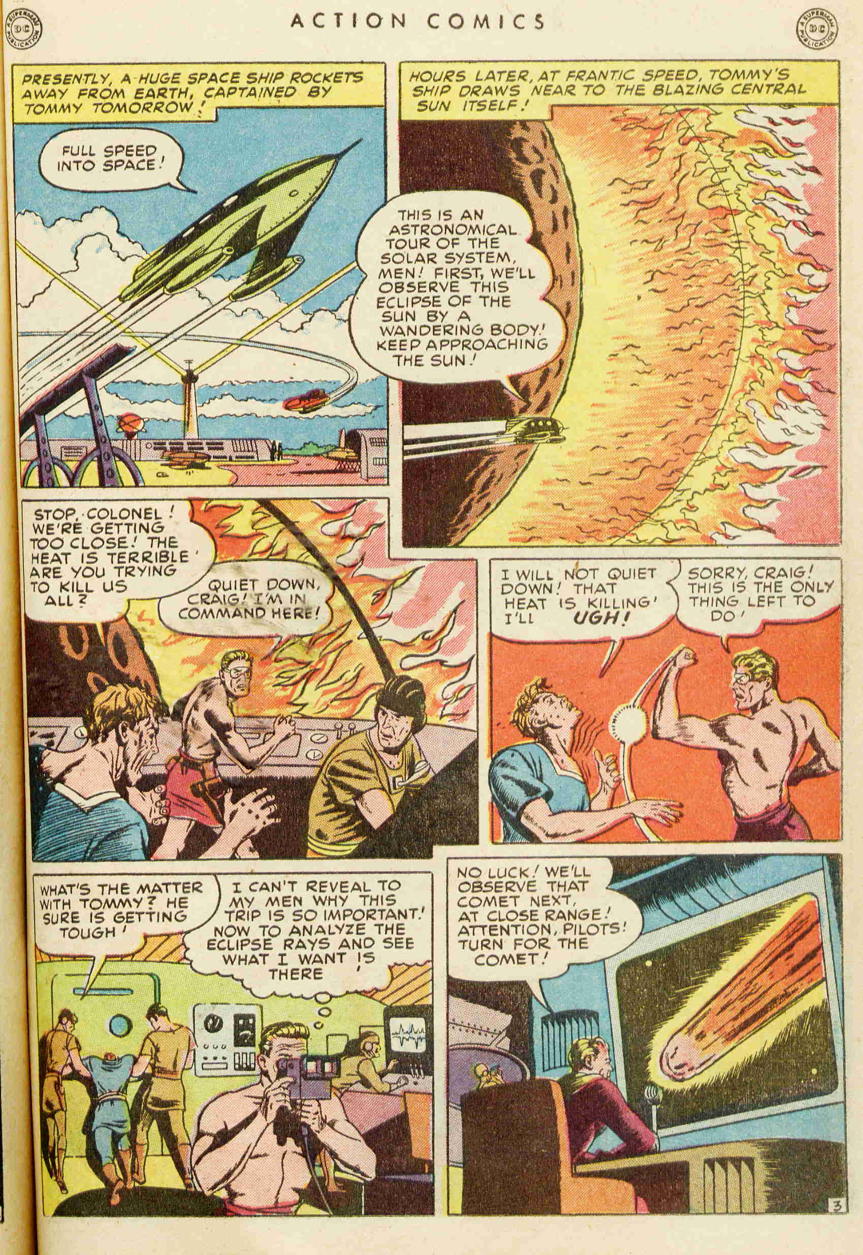 Read online Action Comics (1938) comic -  Issue #129 - 32