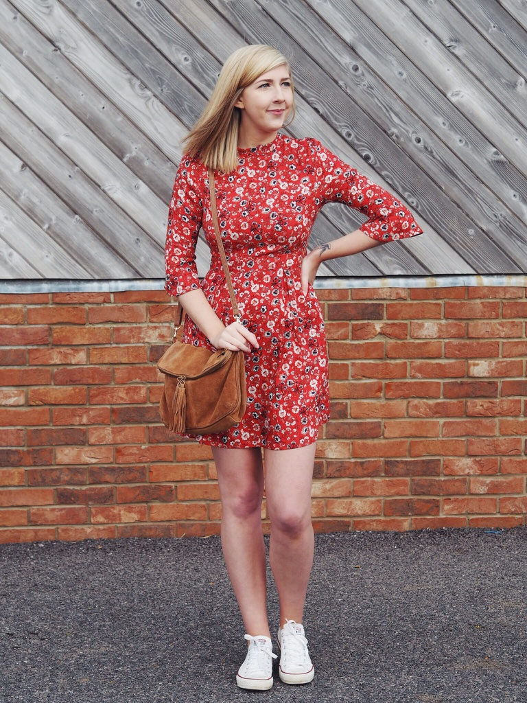 asseenonme, converse, fashionbloggers, fashionpost, fblogger, fbloggers, floraldress, lookoftheday, lotd, ootd, outfitoftheday, reddress, redflorals, skaterdress, Warehouse, warestyle, whatimwearing, wiw,