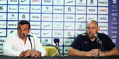 Conferencia de prensa de Los Pumas en Salta