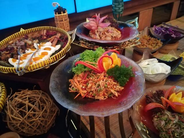 Nikmati Citarasa Semenanjung Buffet Ramadan @Olive Tree Hotel Penang