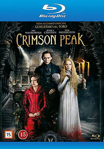 Crimson Peak HD 1080p Latino