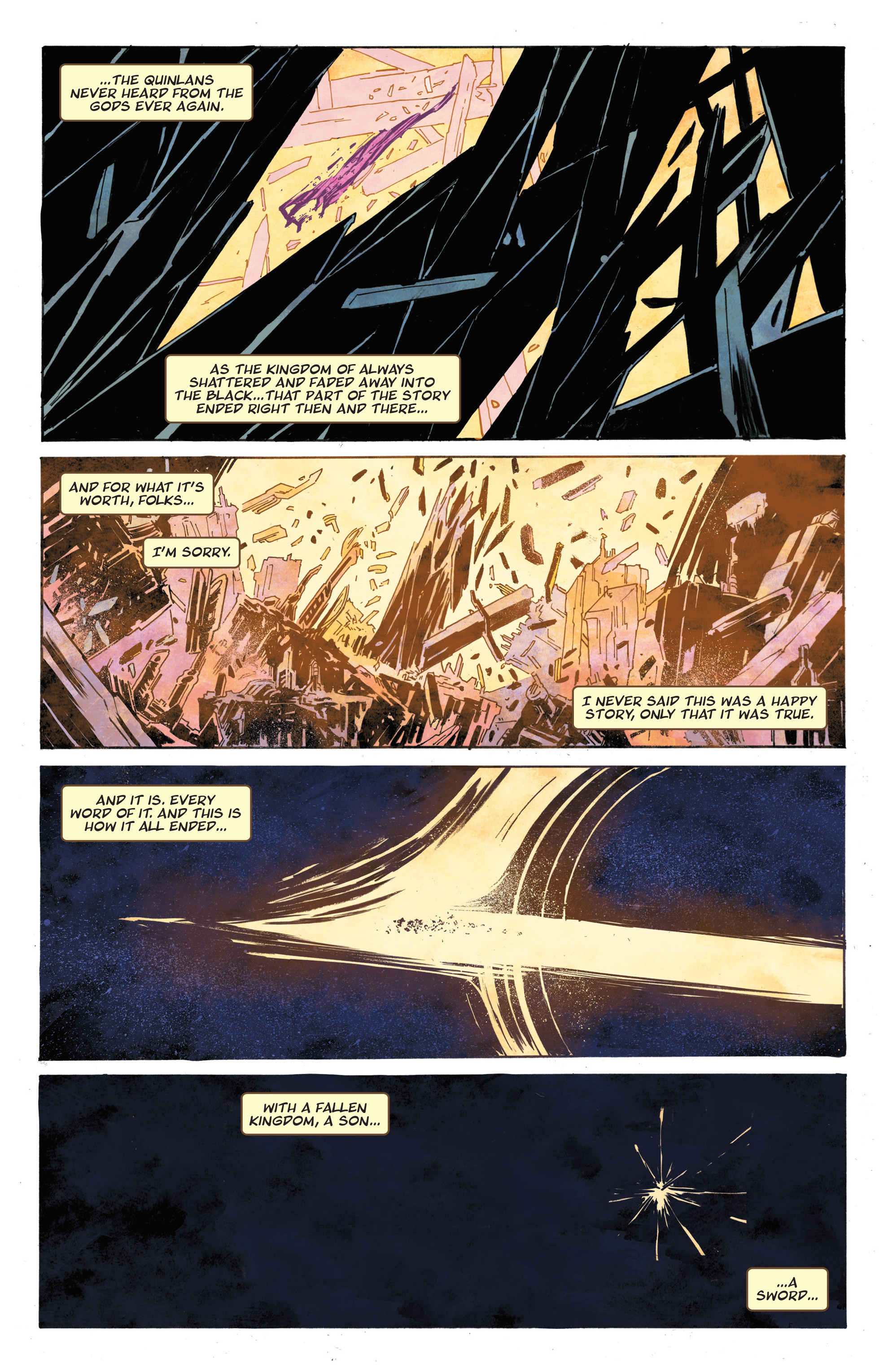 Read online God Country comic -  Issue #6 - 24