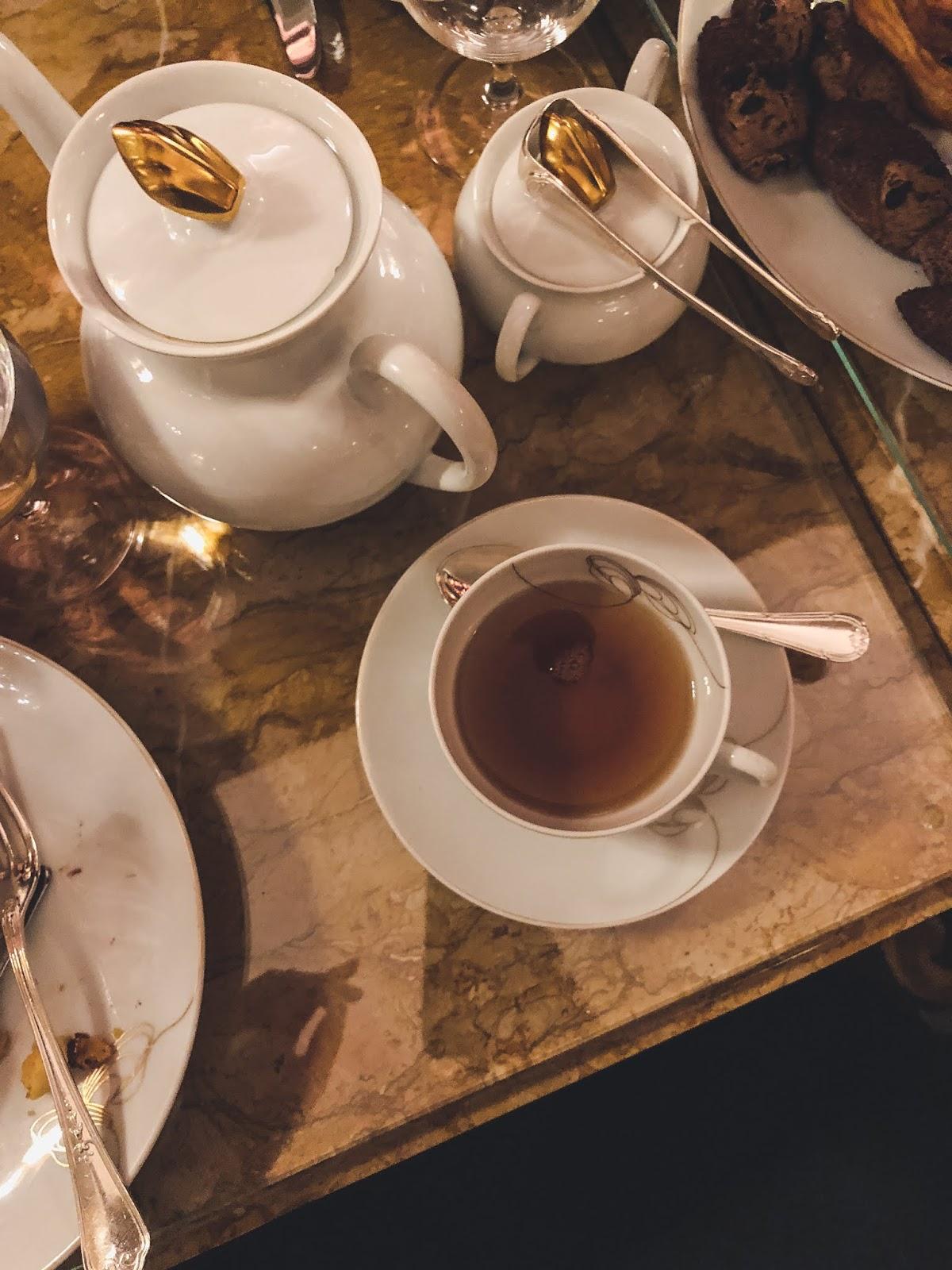 où prendre le thé à Paris ?