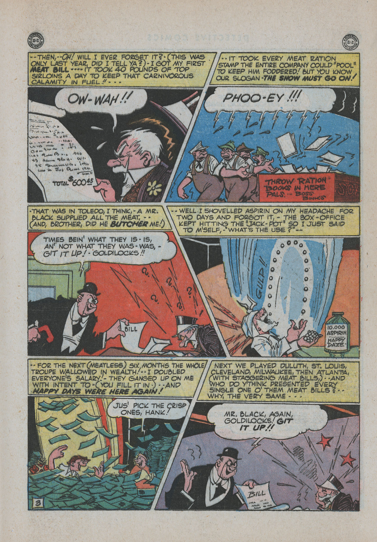 Read online Detective Comics (1937) comic -  Issue #108 - 35