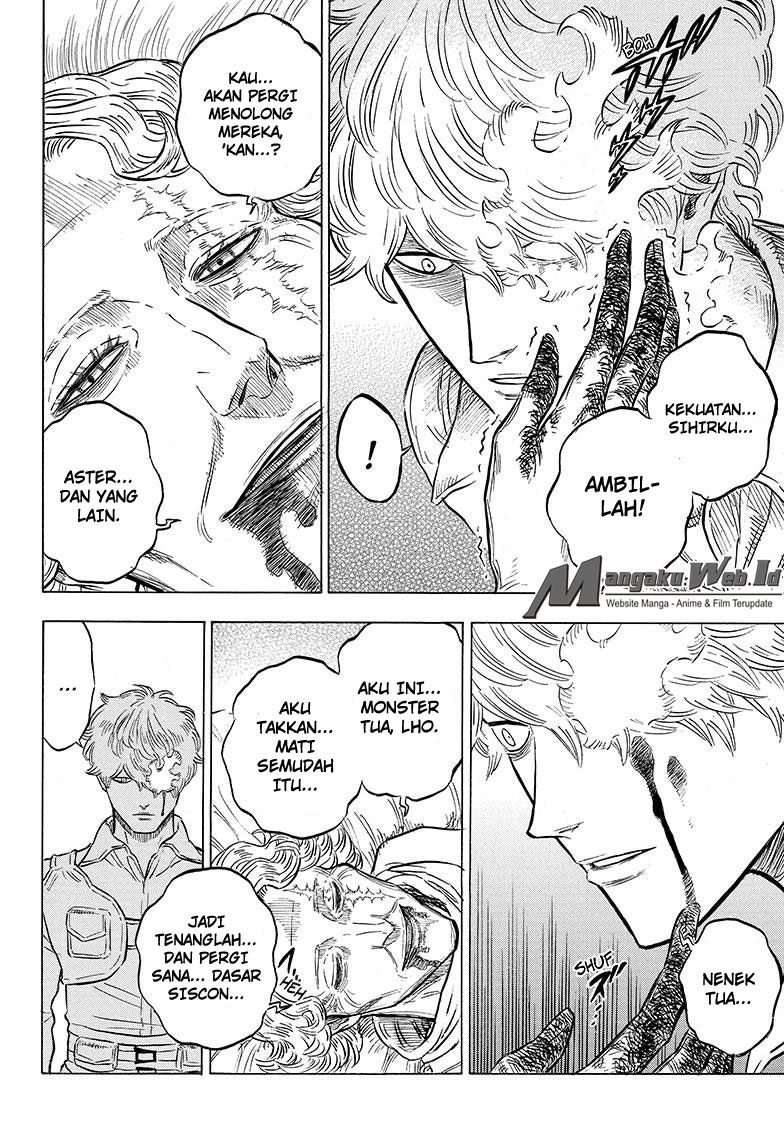 Black Clover Chapter 50 bahasa indonesia