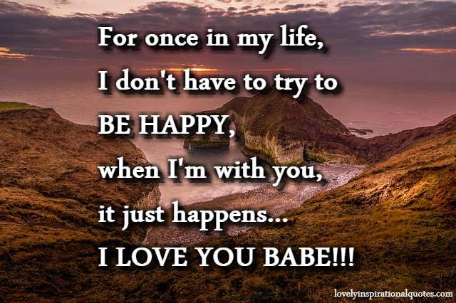 i'm in love with you quotes and sayings