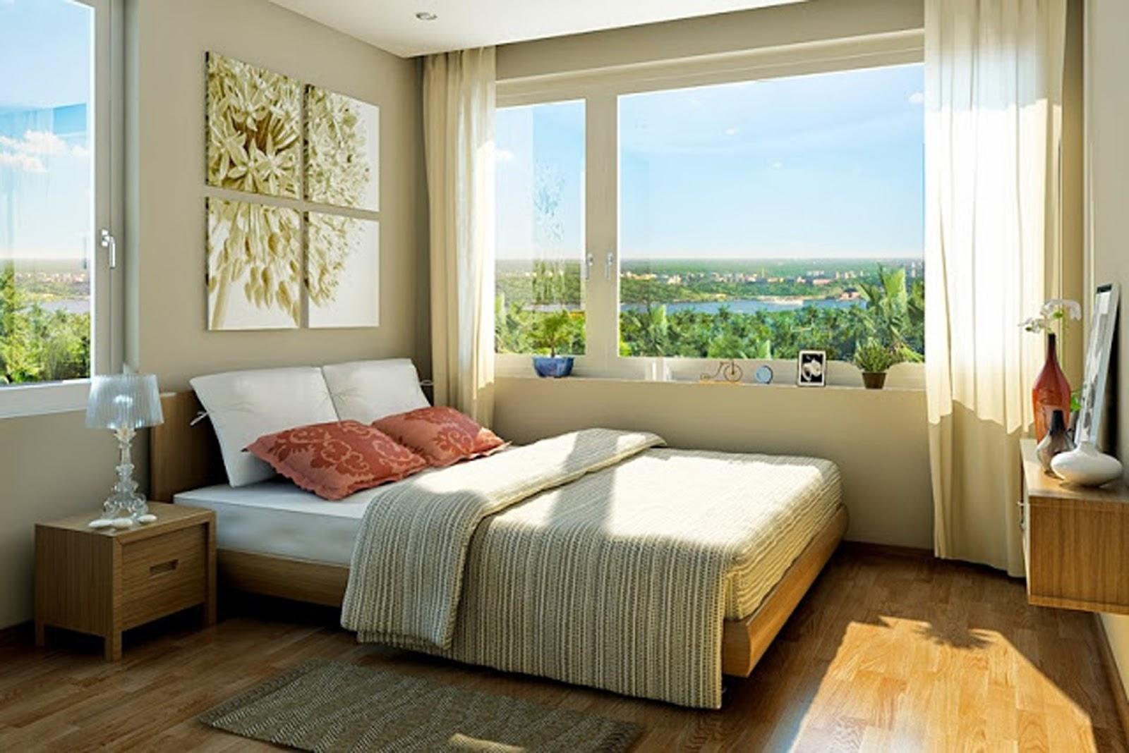 Bố trí phòng ngủ đẹp, hợp phong thủy là điều ai cũng muốn.