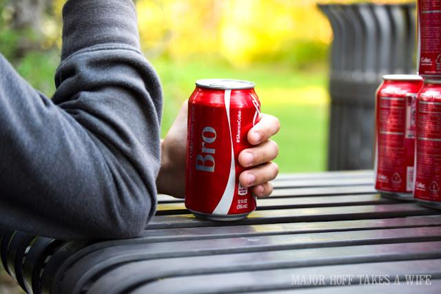 Bro Nickname Coke Can.