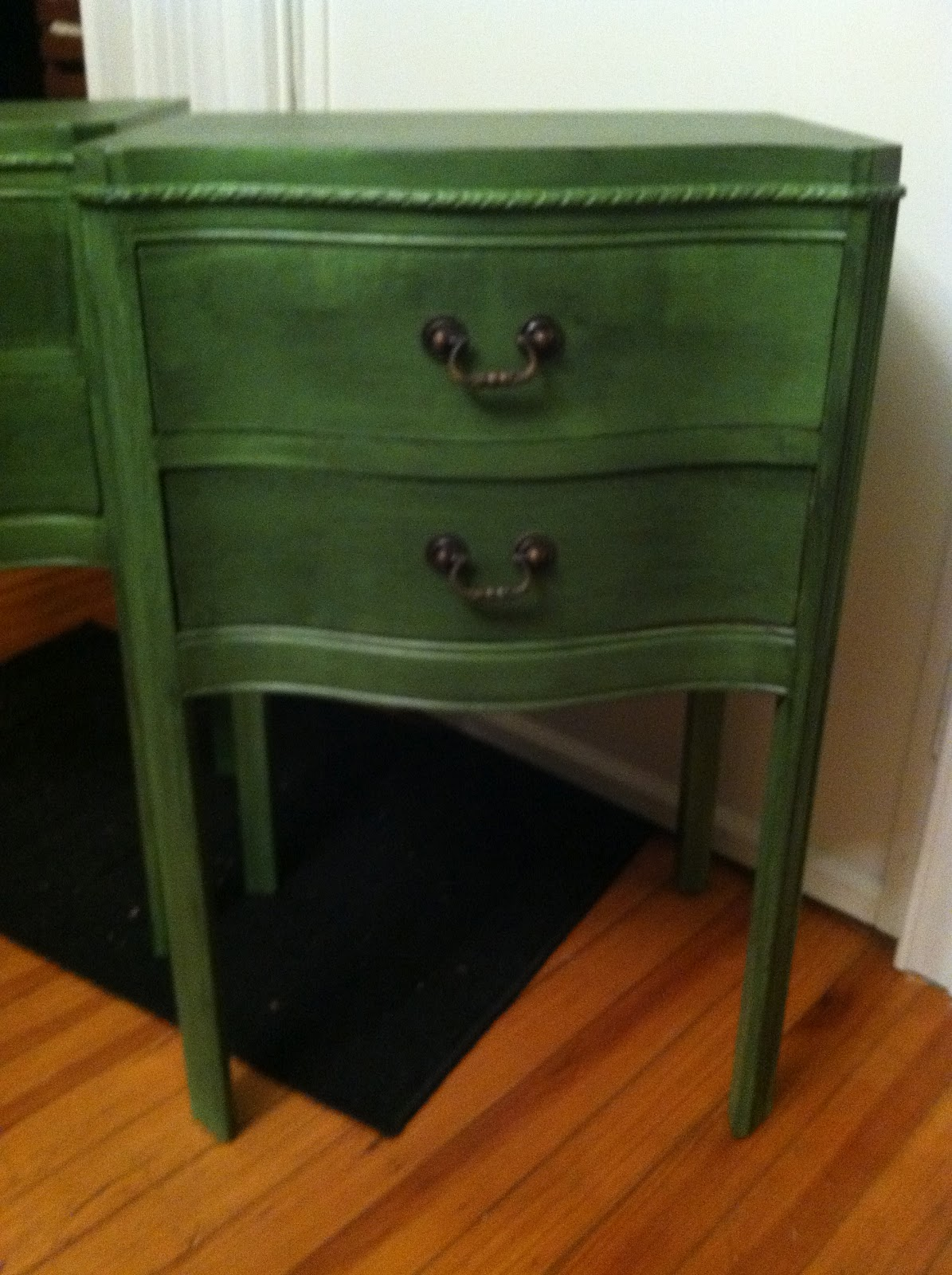vintage nightstands for sale the blessed nest stunning set of antique nightstands for 6851