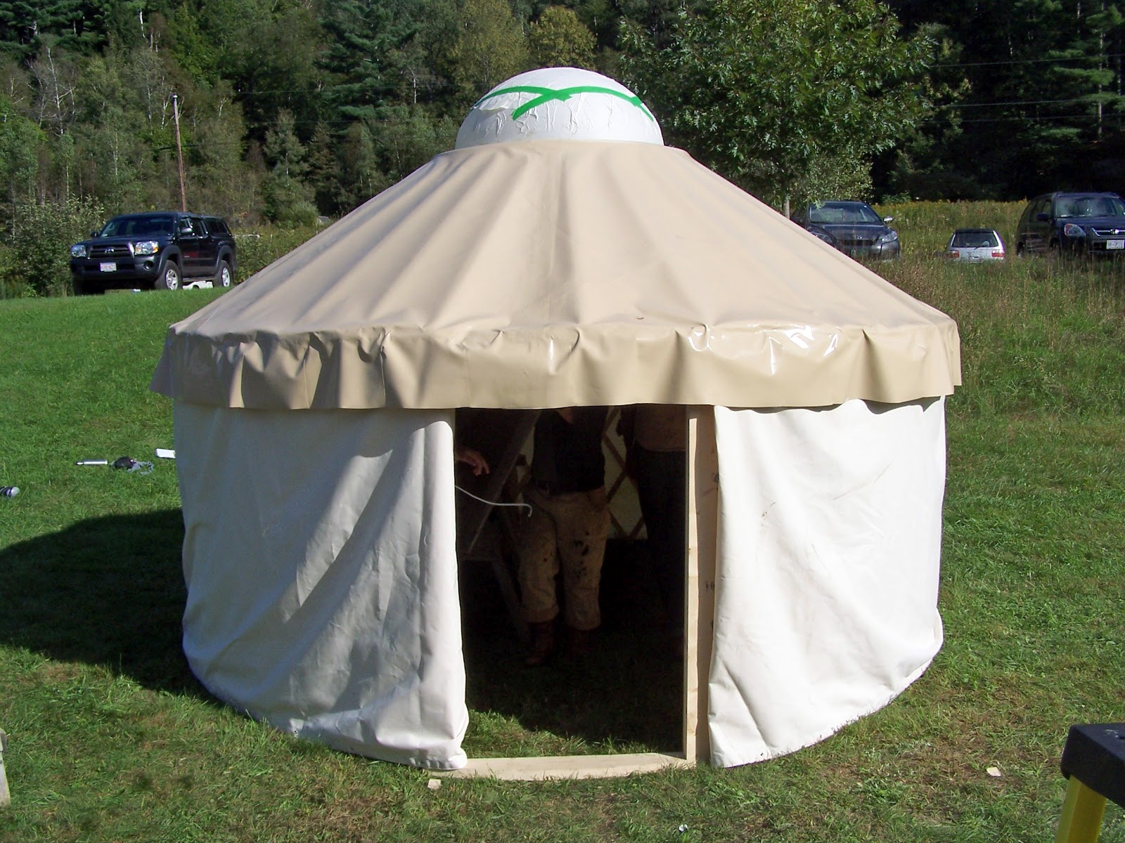 Yurt For Sale Yestermorrow Design Build School Build, price, and purchase the eagle yurt right now. yurt for sale yestermorrow design