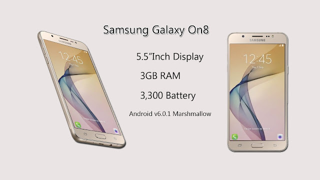 Samsung Galaxy On8 Full Mobile Specifications Price