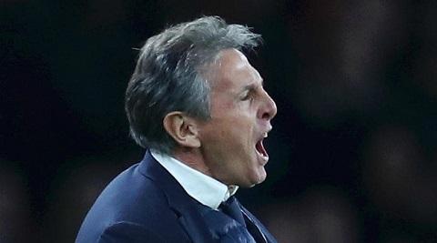 HLV bất bình khi để thua Arsenal một cách không thuyết phục