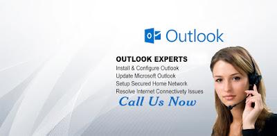outlook customer service number