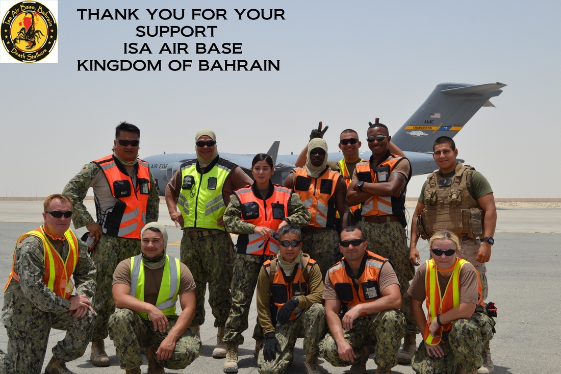 Care Packages For Soldiers U S Troops In Bahrain Enjoy
