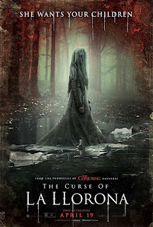 The Curse Of The Weeping Woman Poster 2