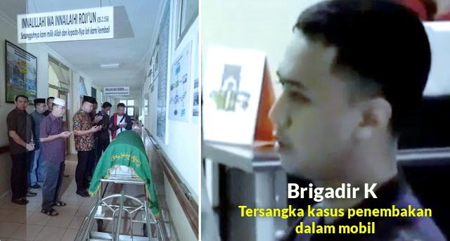 Indrayani (33), Penumpang Mobil yang Ditembaki Brigadir K Akhirnya Meninggal Di RS