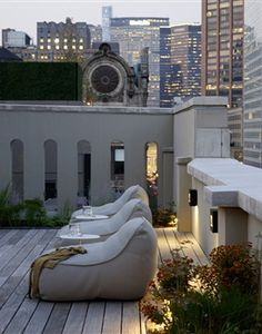 image result for sophisticated rooftop design by Piet Boon Dutch studio