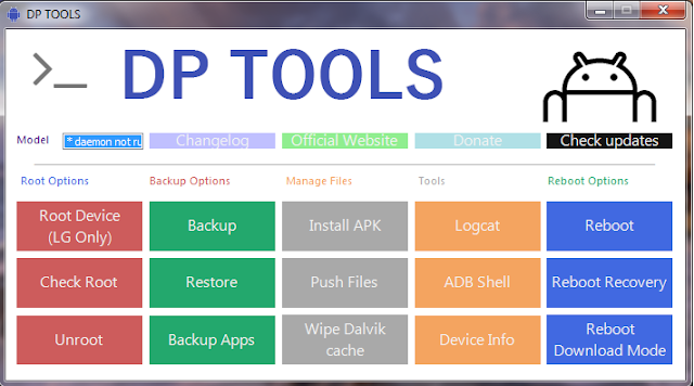 DP Tools All In One LG Phone Service Tool Download - Indofox