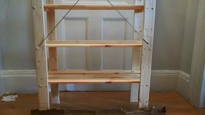 ikea hejne shelf 1 section review invertedkb. Black Bedroom Furniture Sets. Home Design Ideas