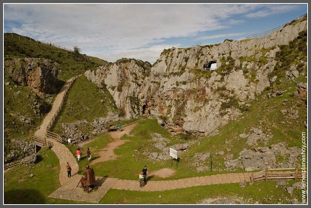 Lagos de Covadonga: Mina Buferrera