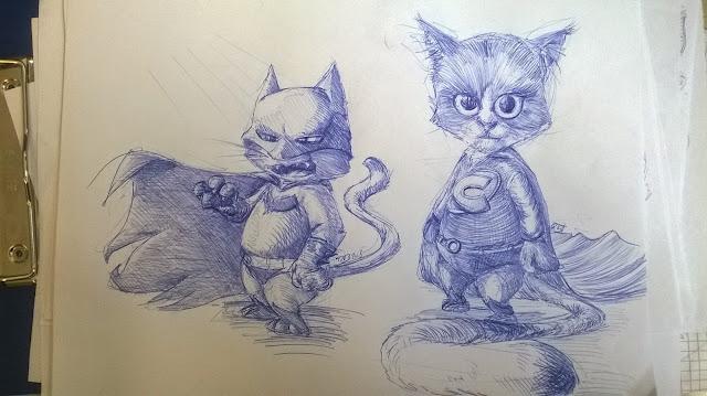 batcat & supercat