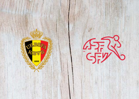 Belgium vs Switzerland Full Match & Highlights 12 October 2018