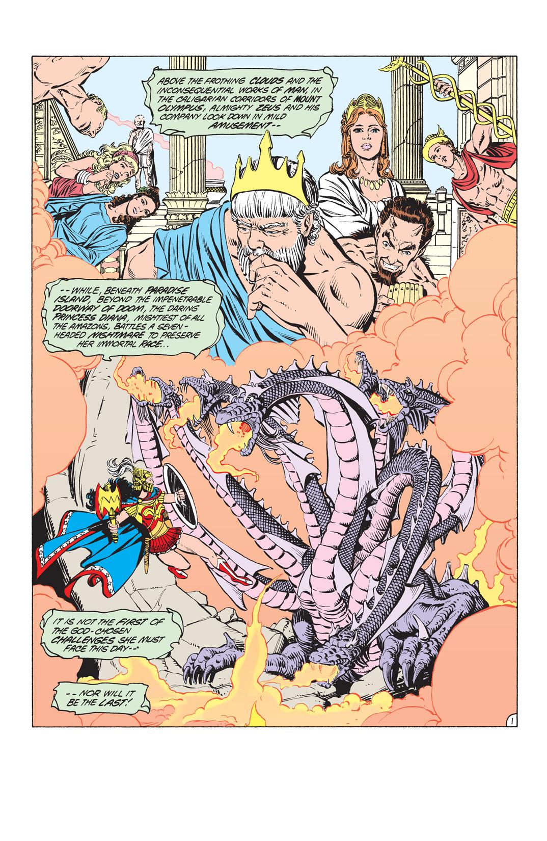Read online Wonder Woman (1987) comic -  Issue #11 - 2