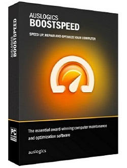 Auslogics BoostSpeed 9.2.0.0 poster box cover