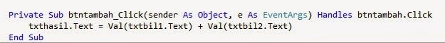 tmbh - Tutorial membuat Kalkulator Dengan Visual Studio 2012