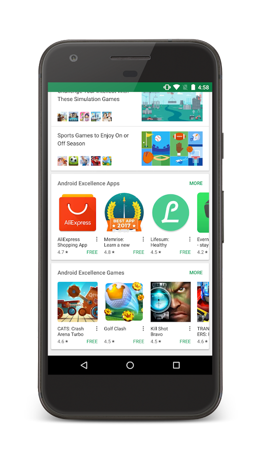 Android Developers Blog: Recognizing Android Excellence on Google Play