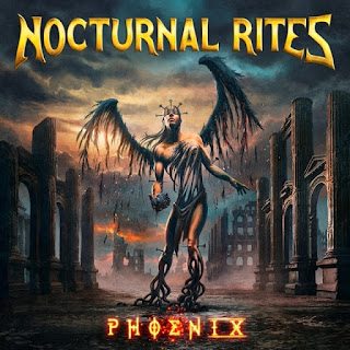 "Nocturnal Rites - ""What's Killing Me"" (video) from the album ""Phoenix"""