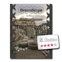 Frugal GM Review: Medieval Tannery from DramaScape