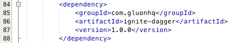Dependency Injection in JavaFX with Gluon Ignite and Dagger
