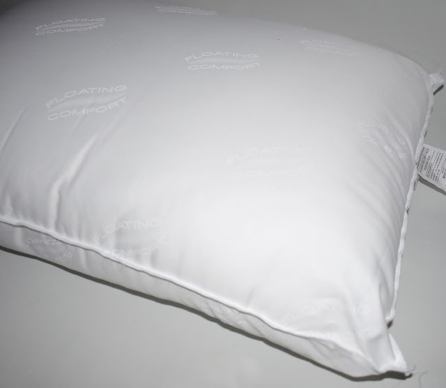 pillow with Customizable Water Base