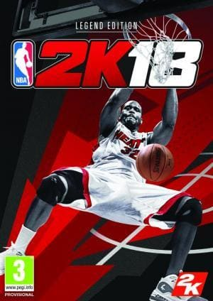 NBA 2K18 Torrent torrent download capa