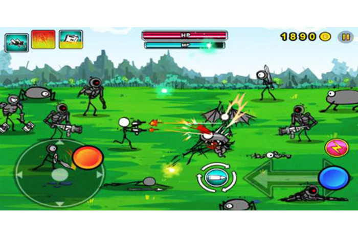Modified Android Games And Pc Games Helper Cartoon Wars